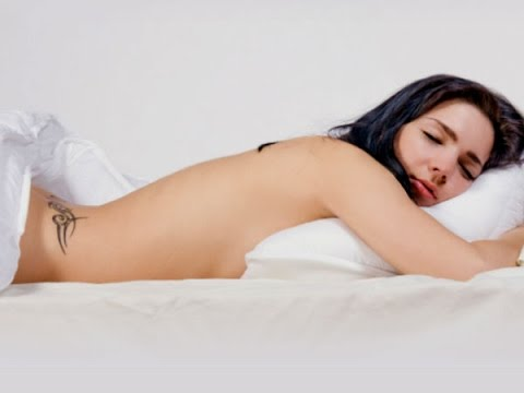 Girl removing her panties