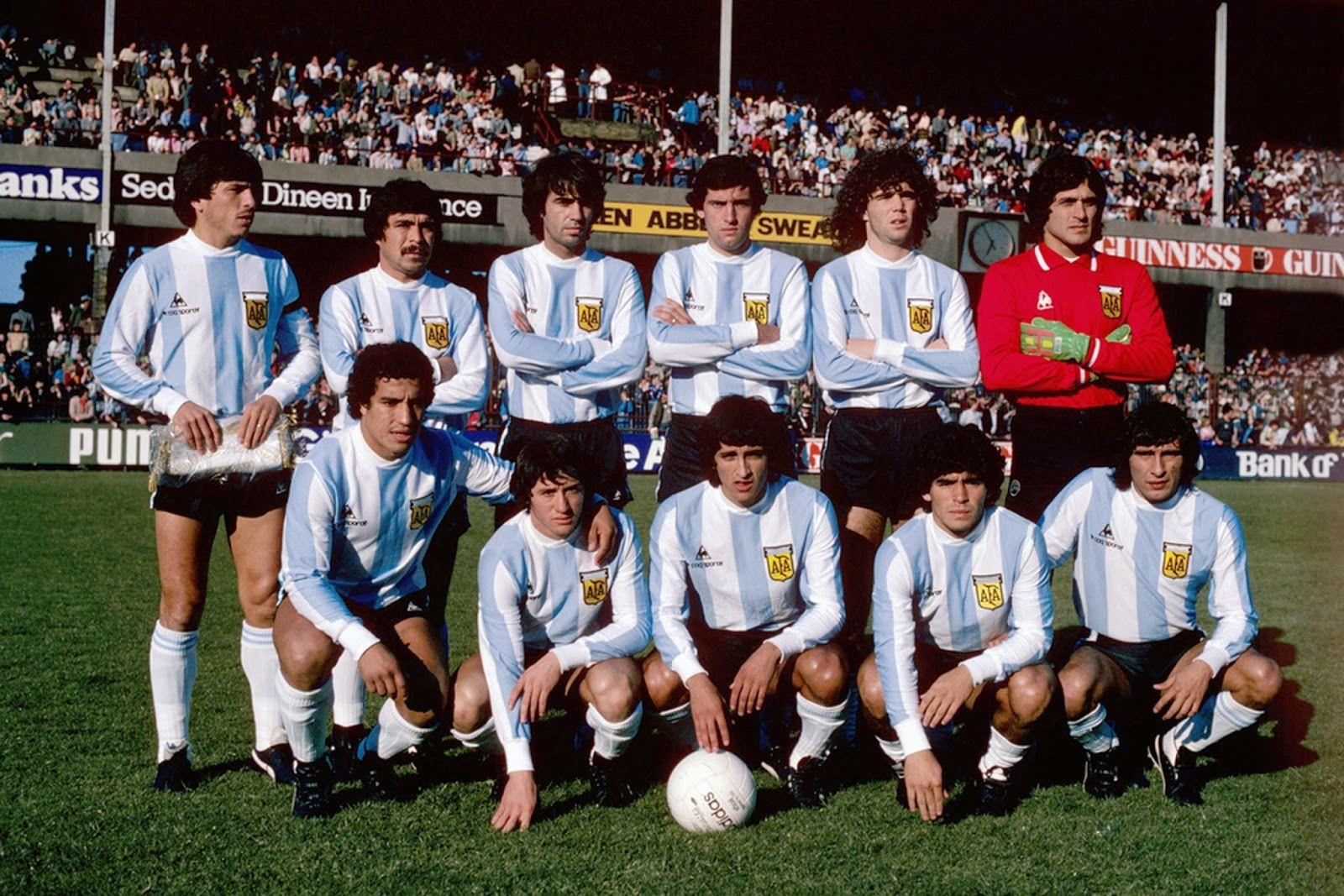 Argentina girls soccer team