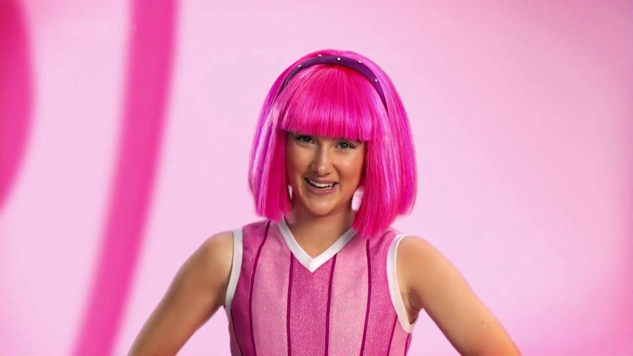 Girl from lazy town naked pics — photo 15