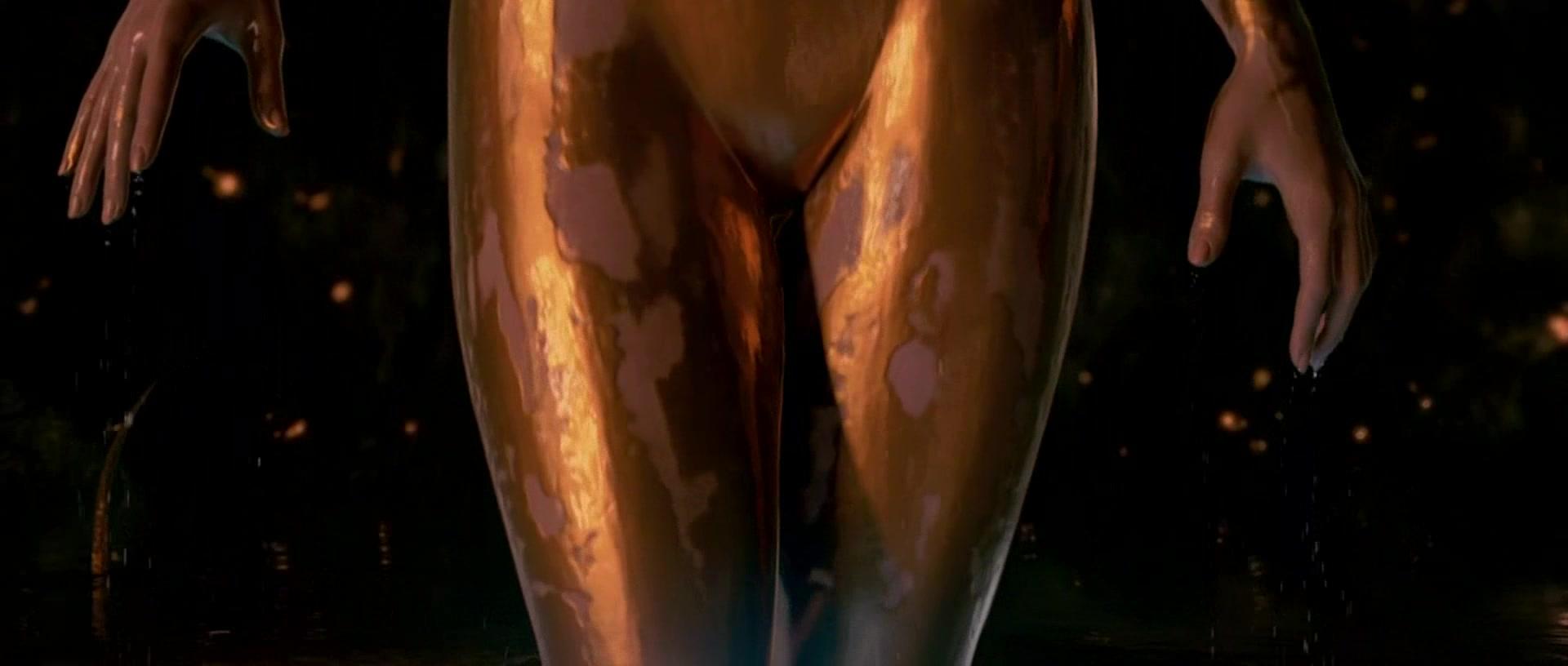 Angelina jolie nude beowulf