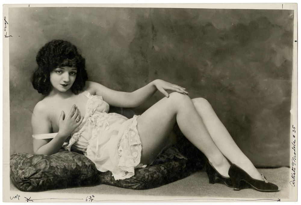 Nude vintage photography risque
