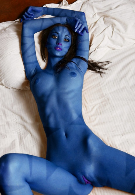 naked Avatar girls