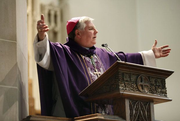 gay Bradley bishop