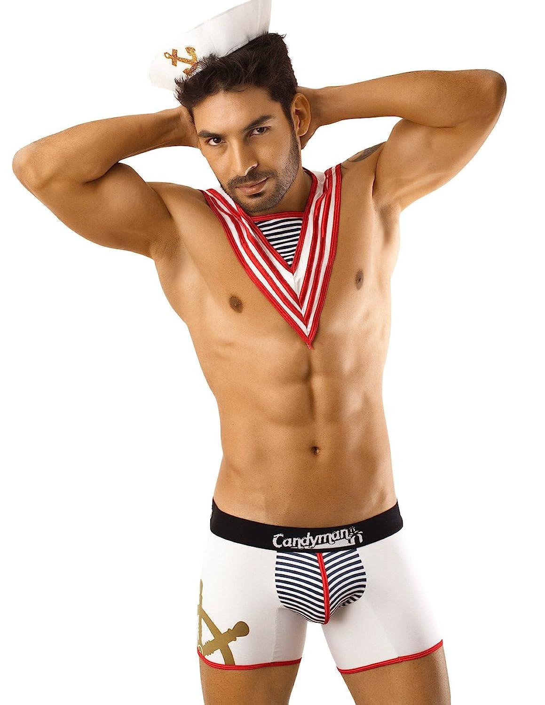 Sexy model men costumes