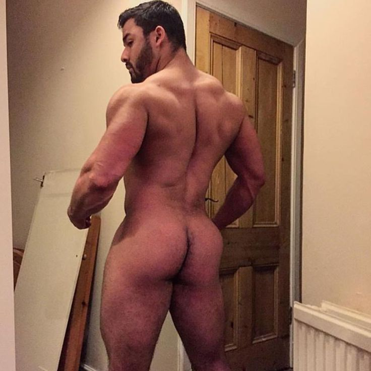 butts men Hot naked