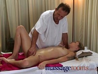 Foreplay massage room sex