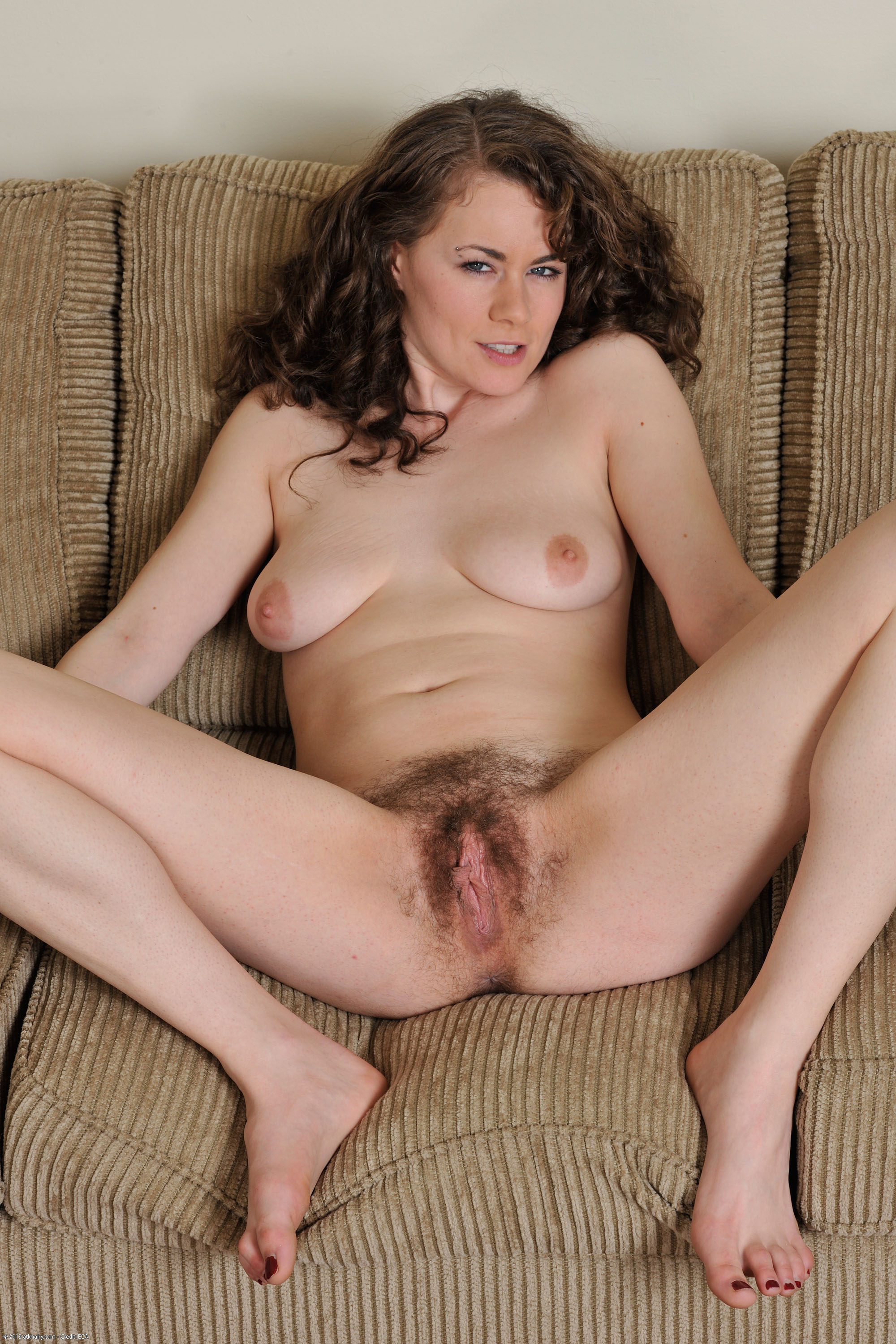 Atk natural hairy mature