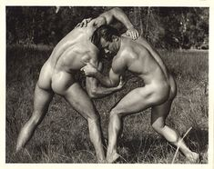 greek nude Ancient wrestling