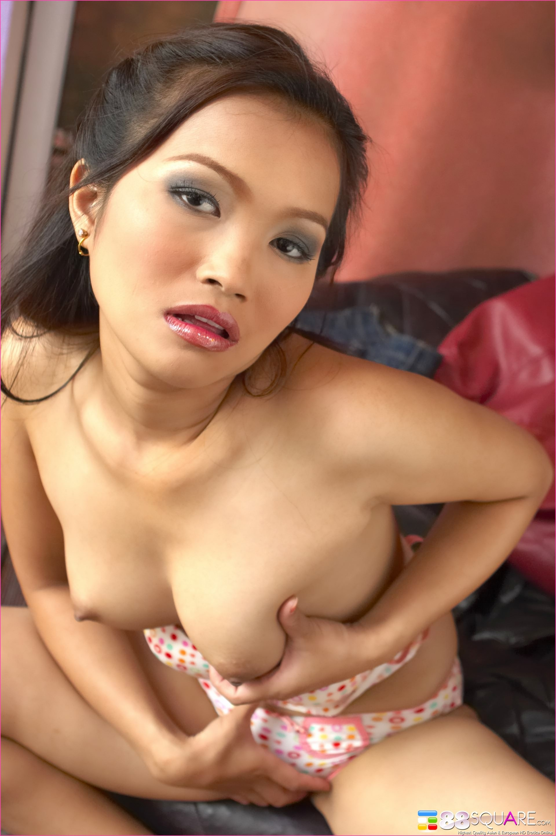 pussy knees asian images Hairy up