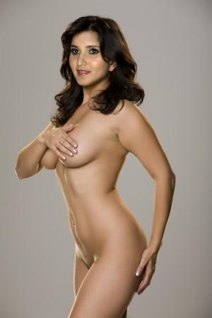 Sania mirza nude