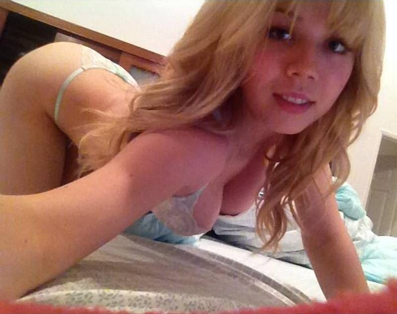 Sexy jennette mccurdy leaked