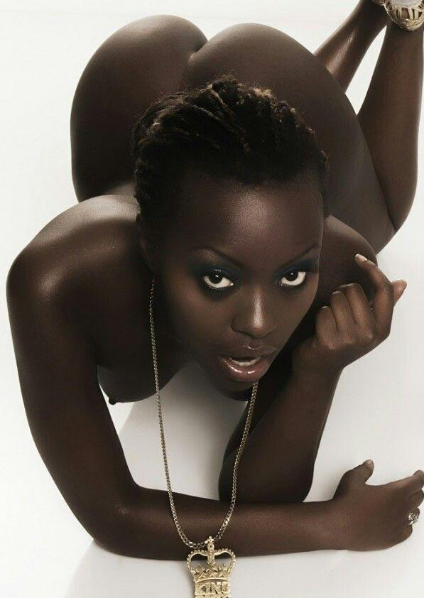Beautiful black african women nude