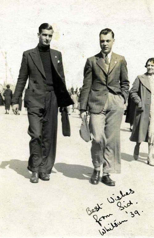s Vintage style clothing men