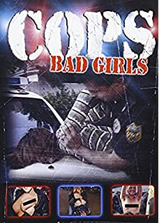 Busty cops protect and serve