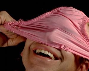 Girls sniffing dirty panties