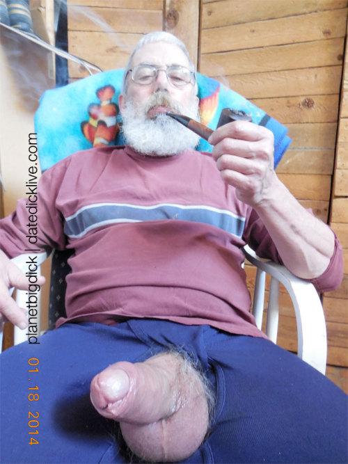 Gay old men with big cocks