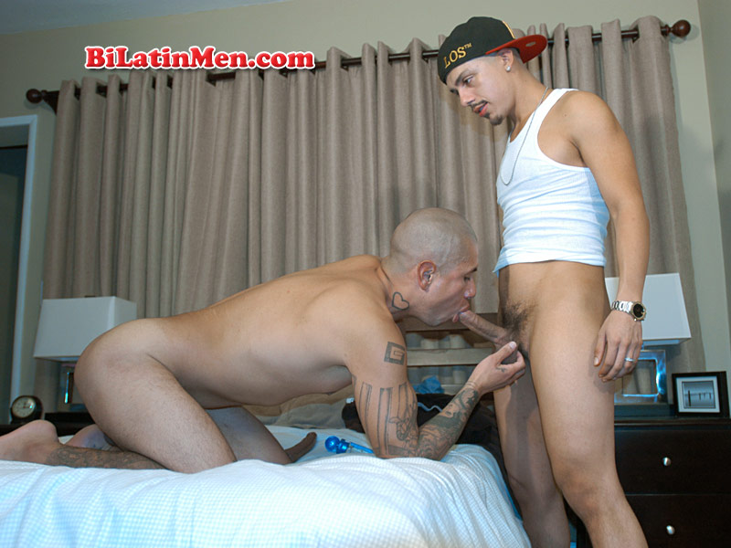 Bi latino men gay porn