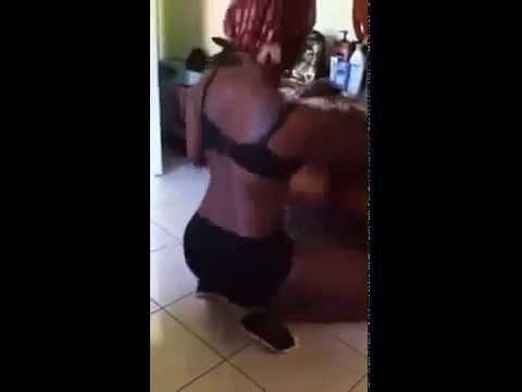 dance girls Naked black