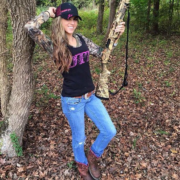 Country girls racks