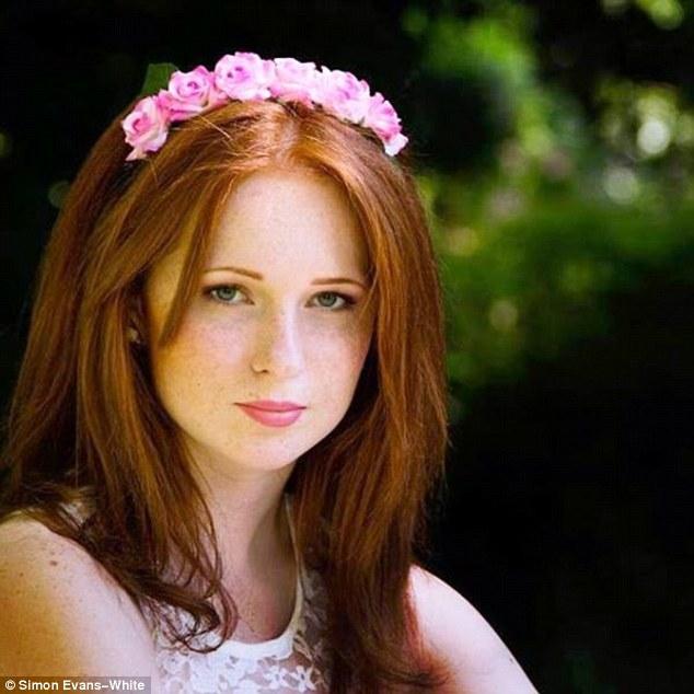 Redhead women sara orlando