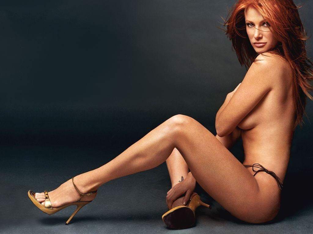 Angie everhart nude playboy
