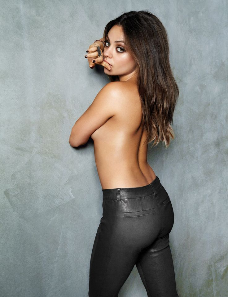 Mila kunis hot sexy ass