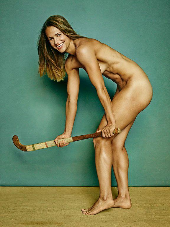 Mature nude female athletes