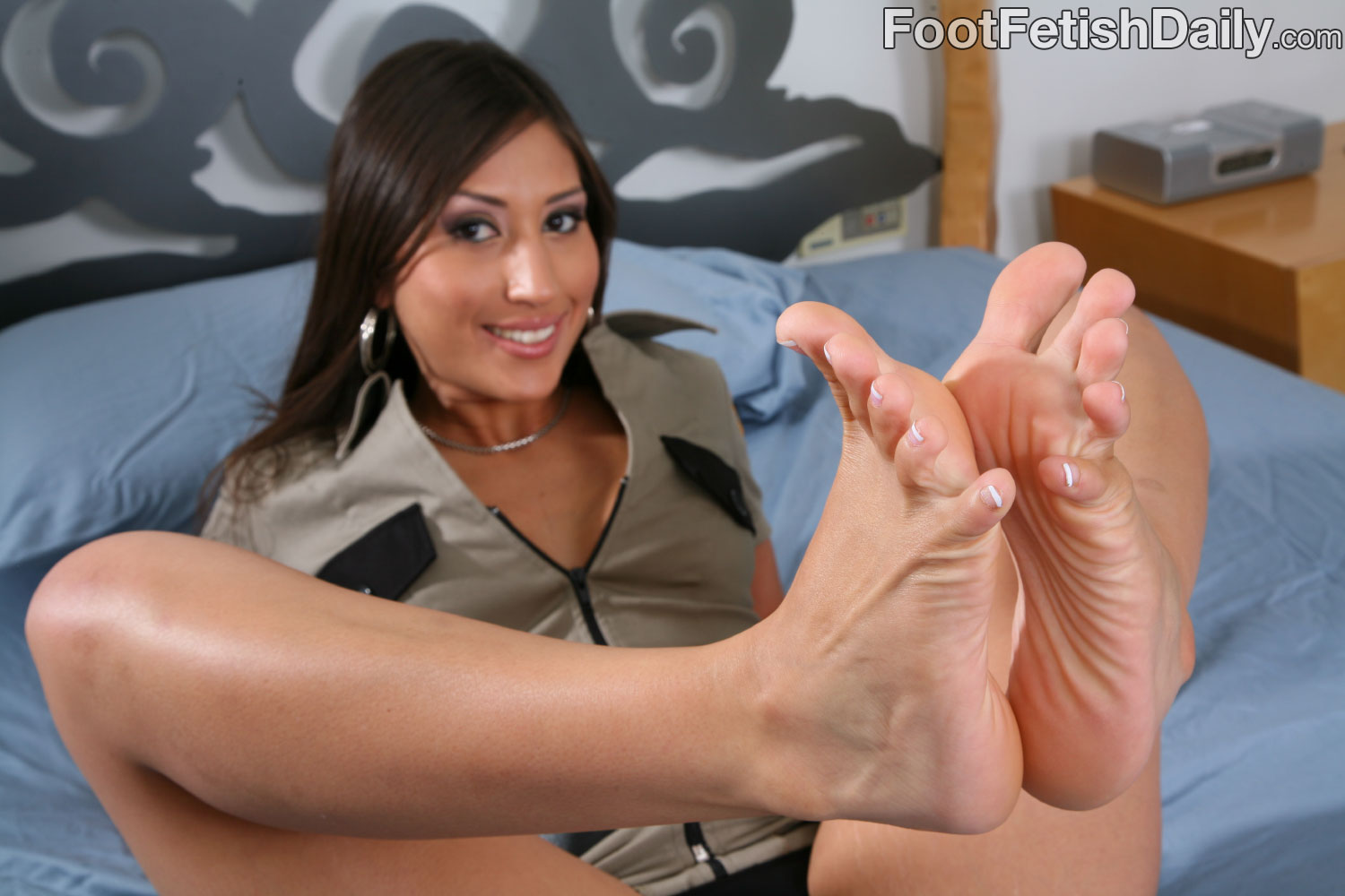 Foot fetish daily alexis breeze