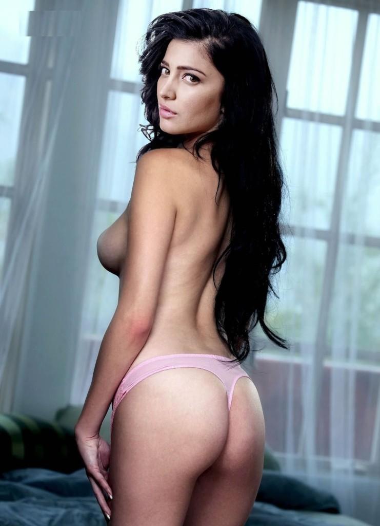 Shruti hassan nude sex