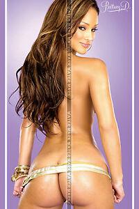Sexy brunette ass