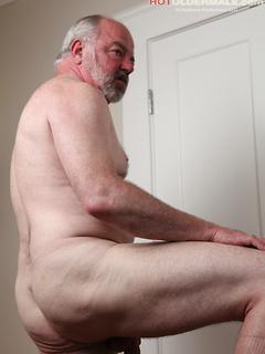Gay silverdaddy porn