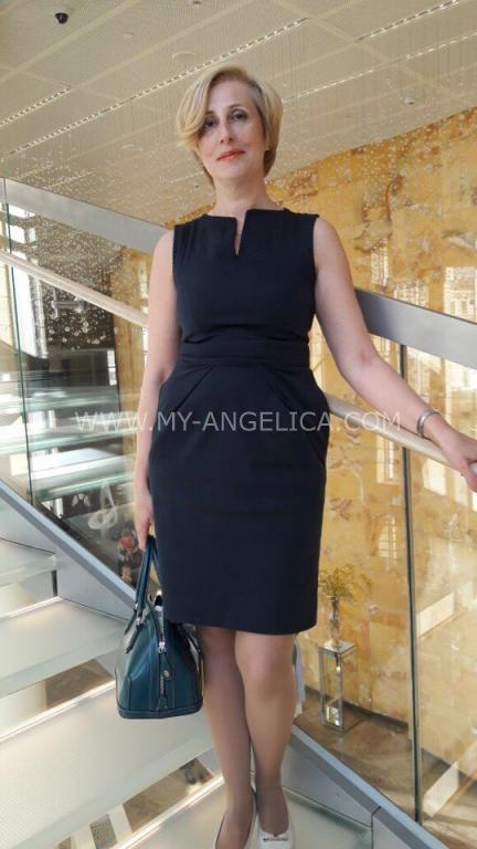 Angelica nubiles model