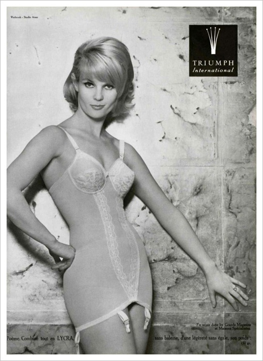 sex Vintage girdle