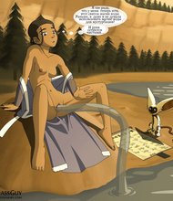Avatar katara nude