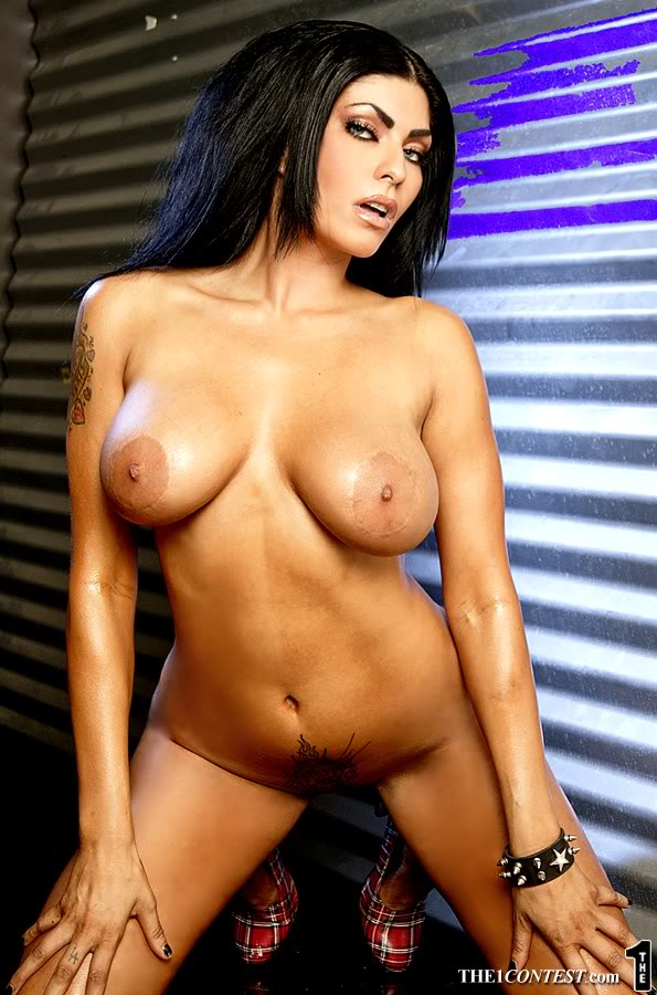 Nude shelly martinez topless