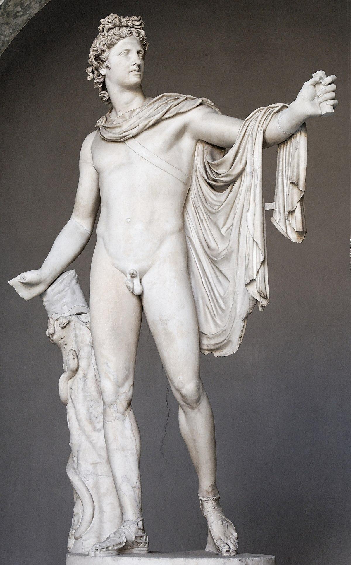 Classic roman greek nudes