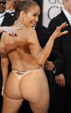 Jennifer lopez naked ass fakes