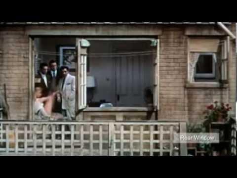 Voyeur naked neighbor