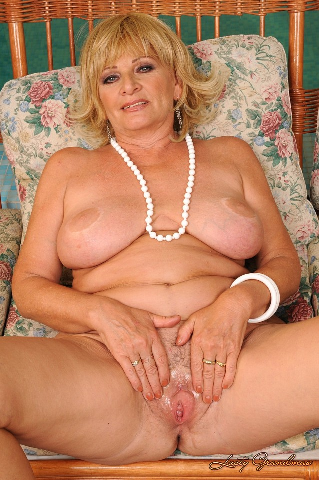 Sally g lusty grannies