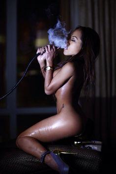 Smokin hot asian babe