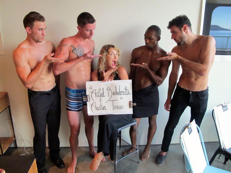Bachelorette party nude