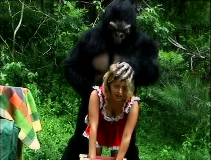 Gorilla porno sex girl movie, sex slave pet tits