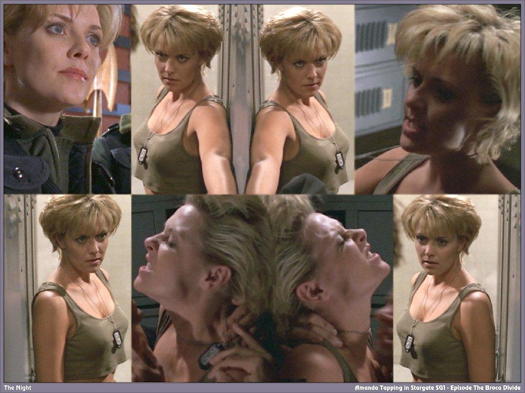 Stargate amanda tapping nude