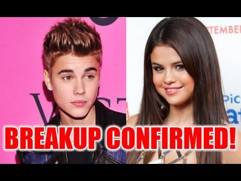 Justin bieber selena gomez break up
