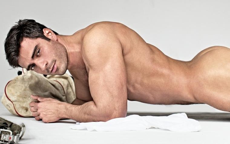 Naked male movie stars nude