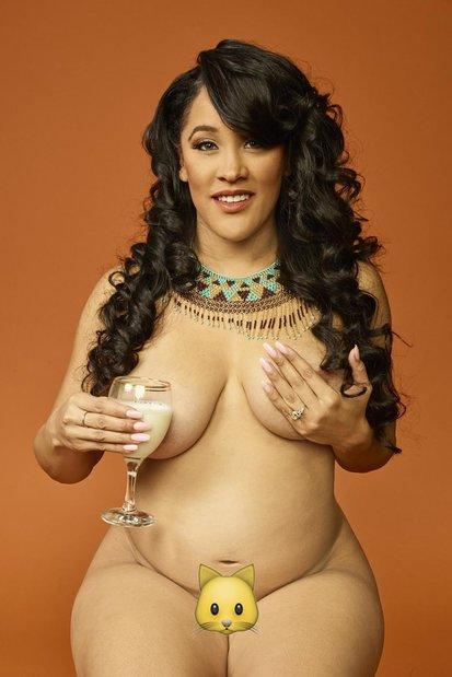 Black reality tv girls nude