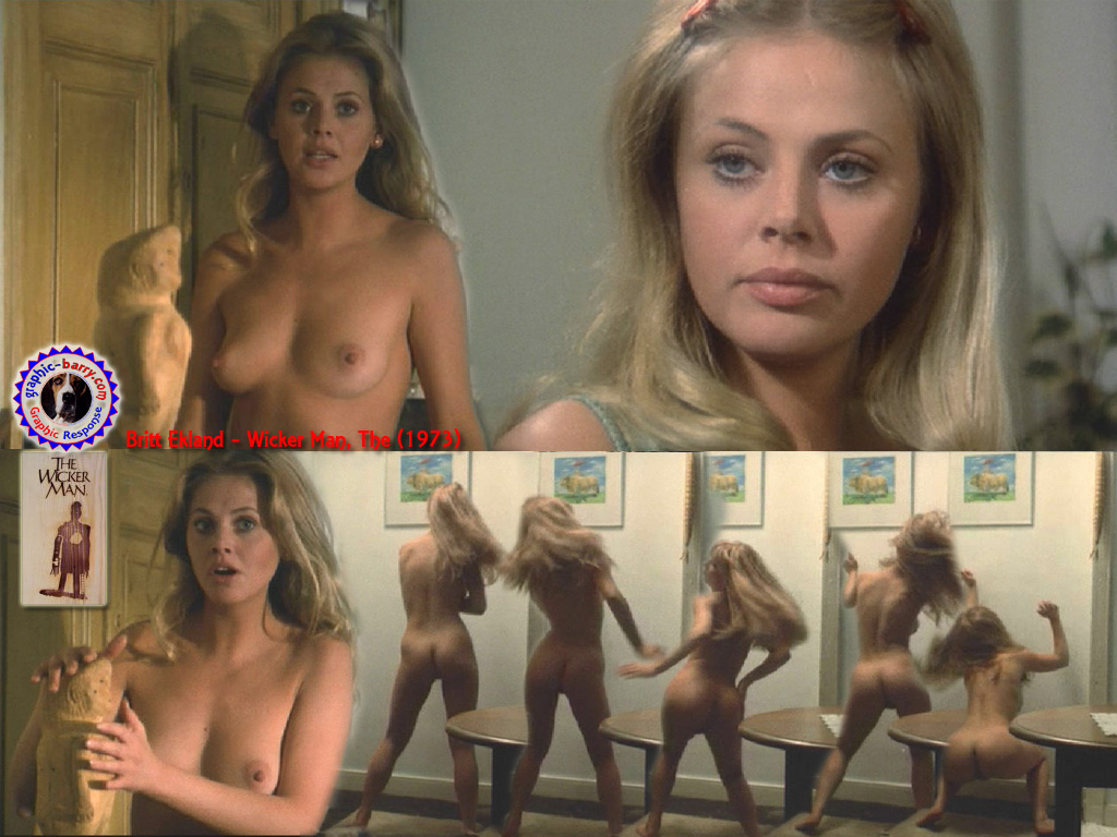 Britt ekland nude