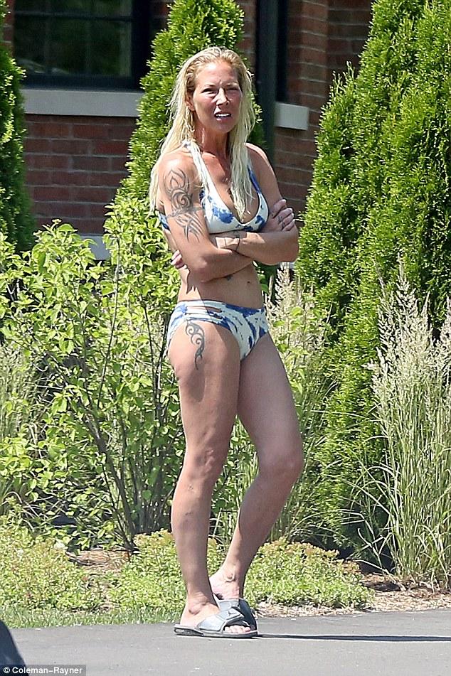 Debbie mathers nude