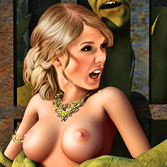Taylor swift monster porn
