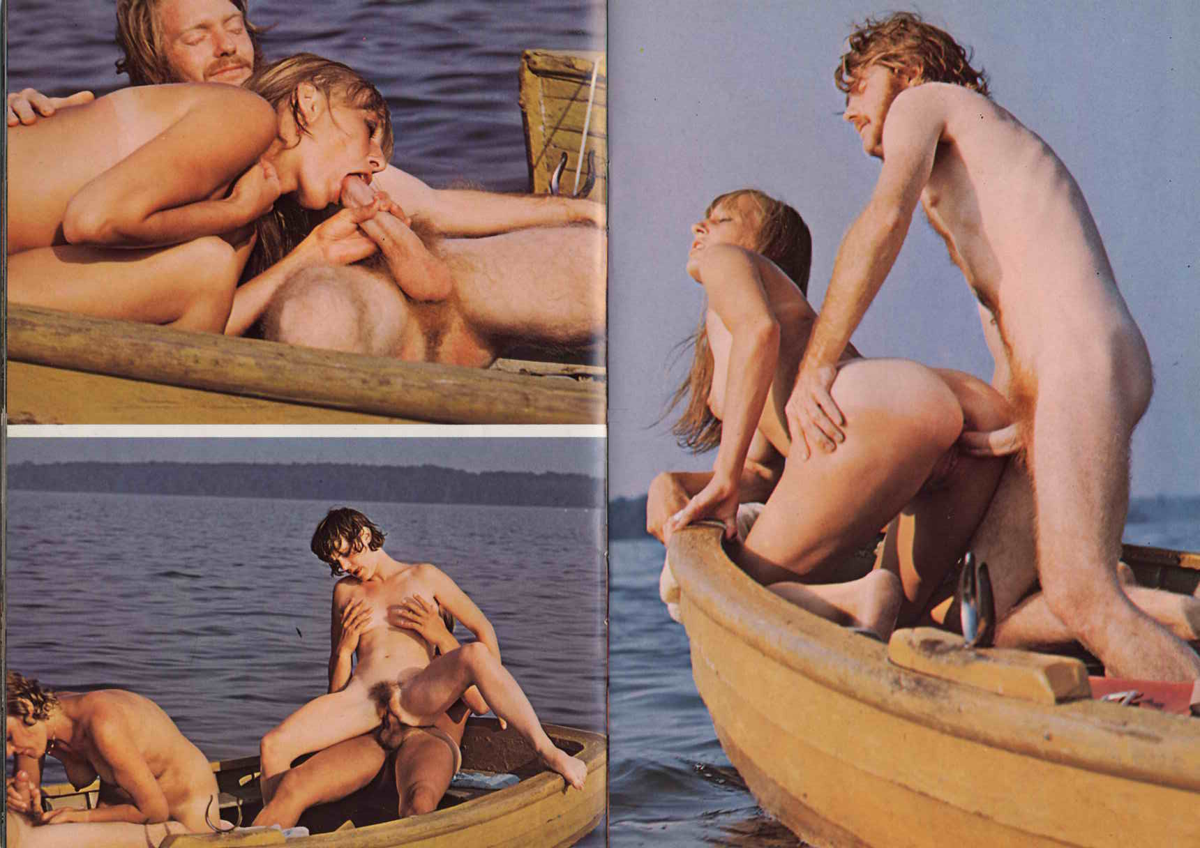Vintage porn magazine sex